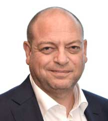 Sergio Pupkin, Vice President, Strategy, Mergers and Acquisitions