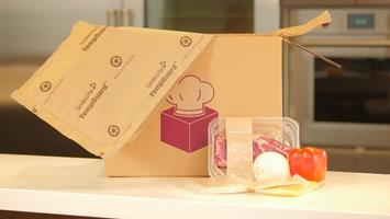 Cold chain packaging for food