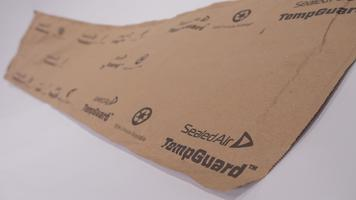Insulated shipping box liners and solutions from Sealed Air